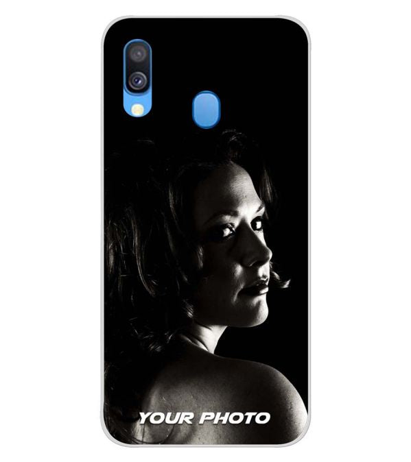 Your Photo Back Cover for Samsung Galaxy A40
