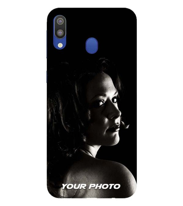 Your Photo Back Cover for Samsung Galaxy M20