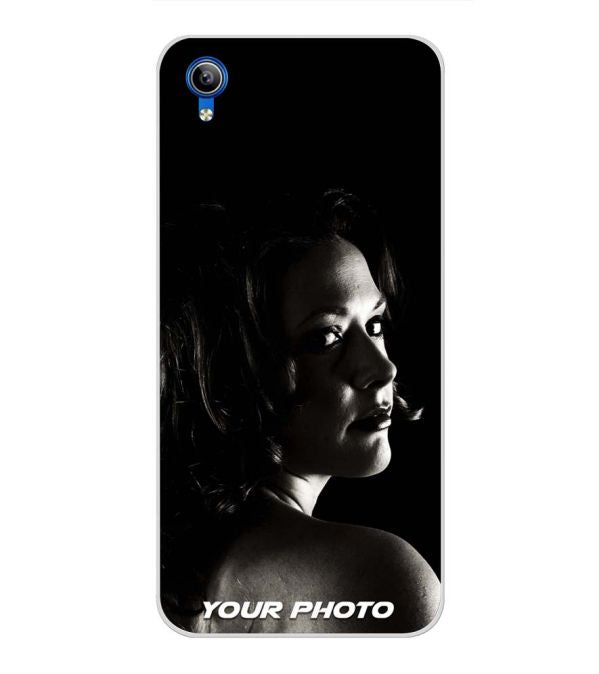 Your Photo Back Cover for Vivo Y91i-Image3