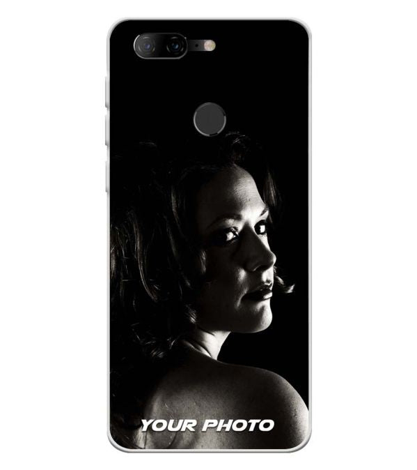 Your Photo Soft Silicone Back Cover for Lenovo K9