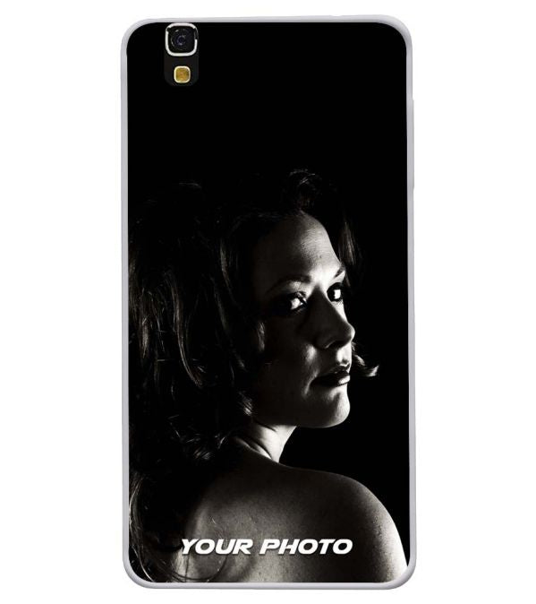 Your Photo Soft Silicone Back Cover for Yu Yureka 5510