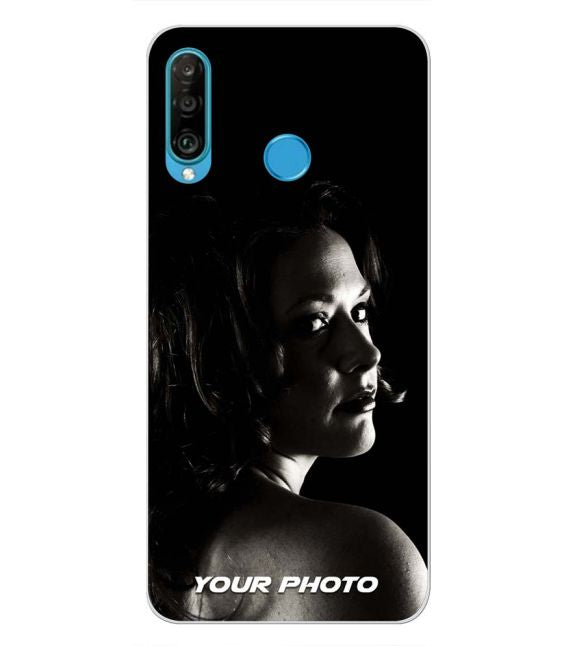 Your Photo Back Cover for Huawei P30 lite-Image3