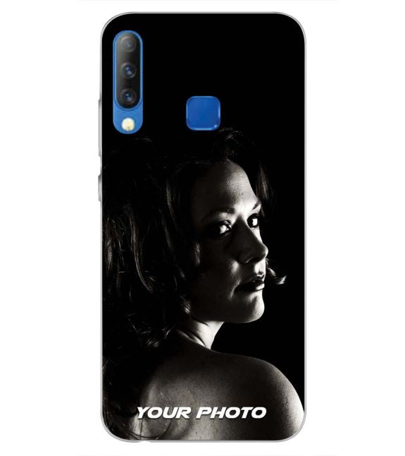 Your Photo Back Cover for Infinix S4