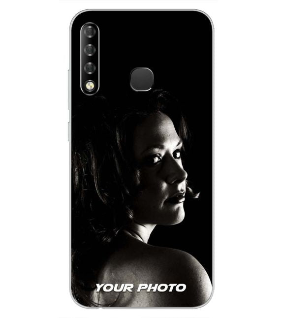 Your Photo Back Cover for Infinix Smart 3 Plus