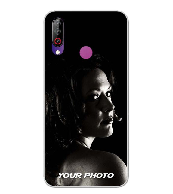 Your Photo Back Cover for LG W30