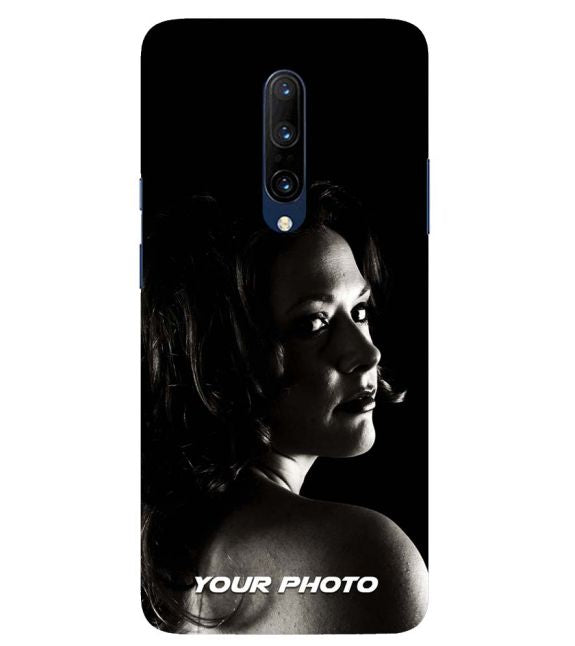 Your Photo Back Cover for OnePlus 7 Pro