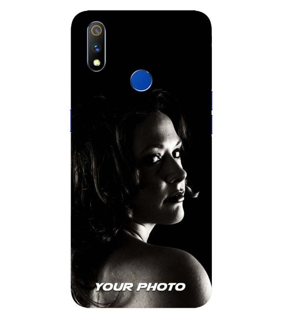 Your Photo Back Cover for Realme 3 Pro