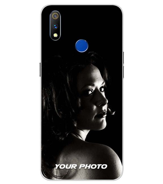 sale retailer 9c451 c2ca7 Your Photo Back Cover for Realme 3 Pro