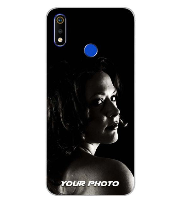 Your Photo Back Cover for Realme 3i-Image3