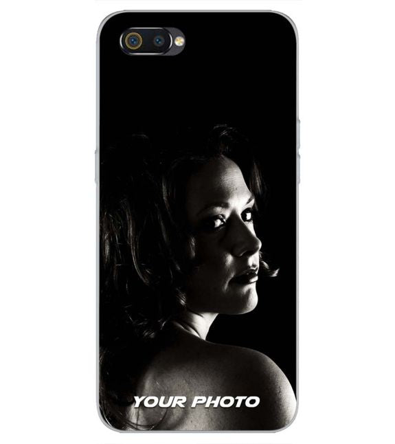 Your Photo Back Cover for Realme C2