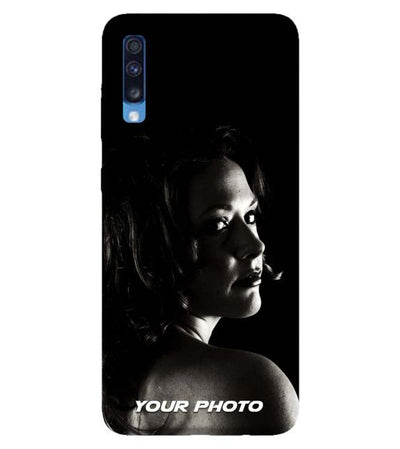 Your Photo Back Cover for Samsung Galaxy A70