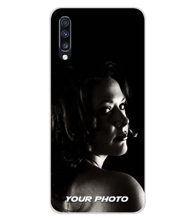 Your Photo Back Cover for Samsung Galaxy A70-Image3