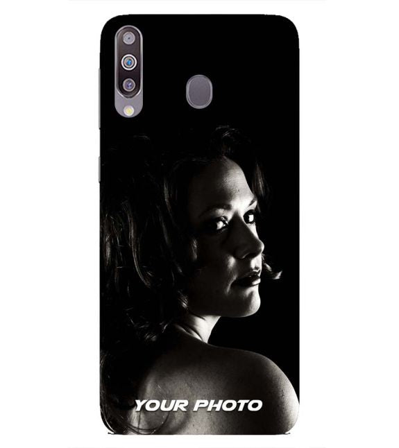 Your Photo Back Cover for Samsung Galaxy M40