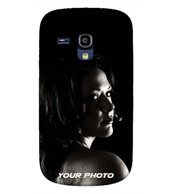 Your Photo Back Cover for Samsung Galaxy S3 Mini