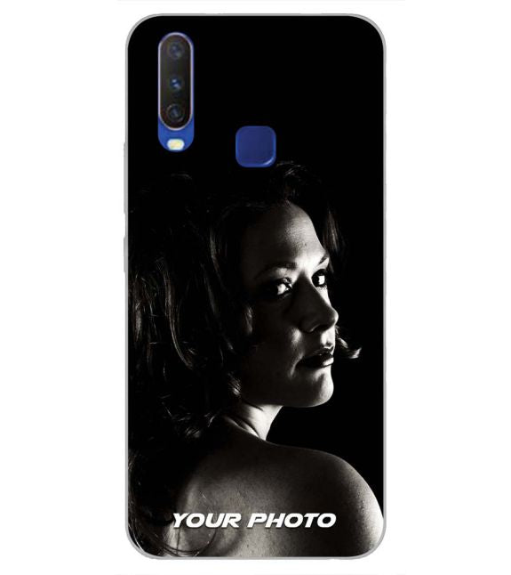 Your Photo Back Cover for Vivo Y15