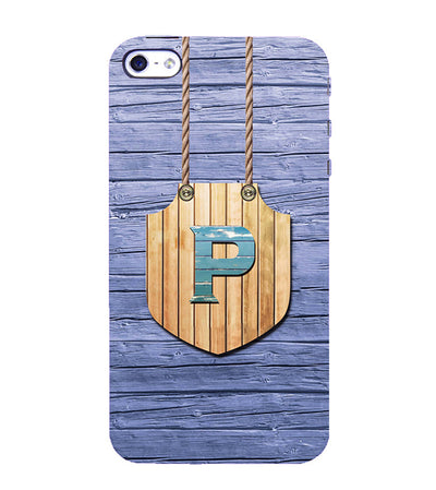 Customised Alphabet Back Cover for Apple iPhone 4 : 4S-Image3