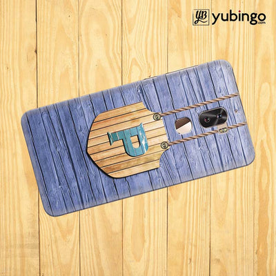 Customised Alphabet Back Cover for Coolpad Cool 1-Image3