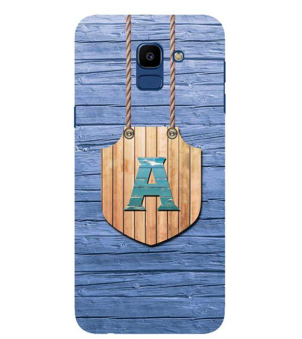 Customised Alphabet Back Cover for Samsung Galaxy On6