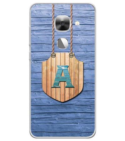 Customised Alphabet Back Cover for LeEco Le 2s-Image3