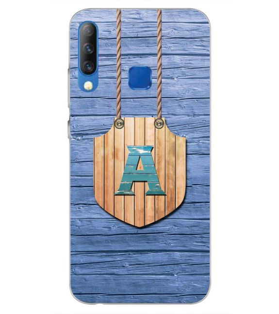 Customised Alphabet Back Cover for Infinix S4-Image3
