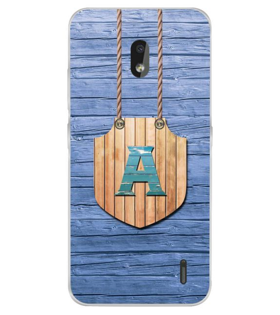 Customised Alphabet Back Cover for Nokia 2.2-Image3