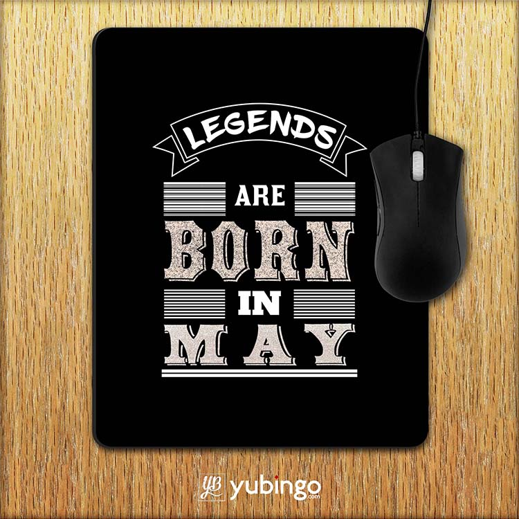 Customised Legends Mouse Pad-Image2