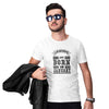 Customised Legends Men T-Shirt-White