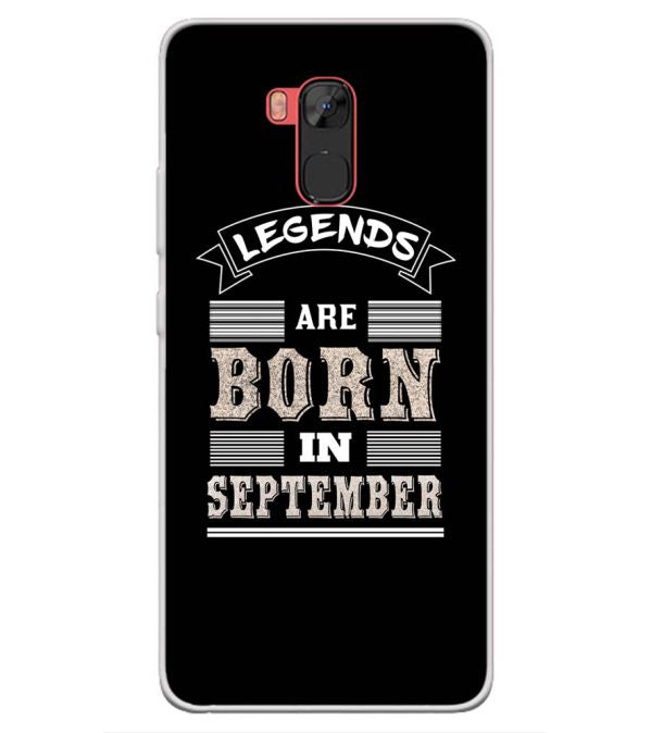 Customised Legends Back Cover for Infinix Note 5 Stylus-Image3