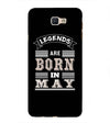 Customised Legends Back Cover for Samsung Galaxy J7 Prime (2016)-Image2
