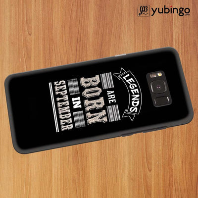 Customised Legends Back Cover for Samsung Galaxy S8 Plus-Image3