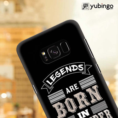 Customised Legends Back Cover for Samsung Galaxy S8 Plus-Image4