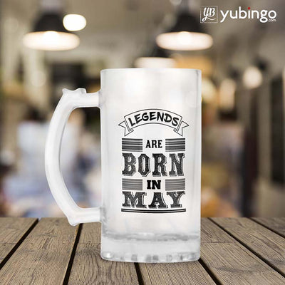 Customised Legends Beer Mug-Image2