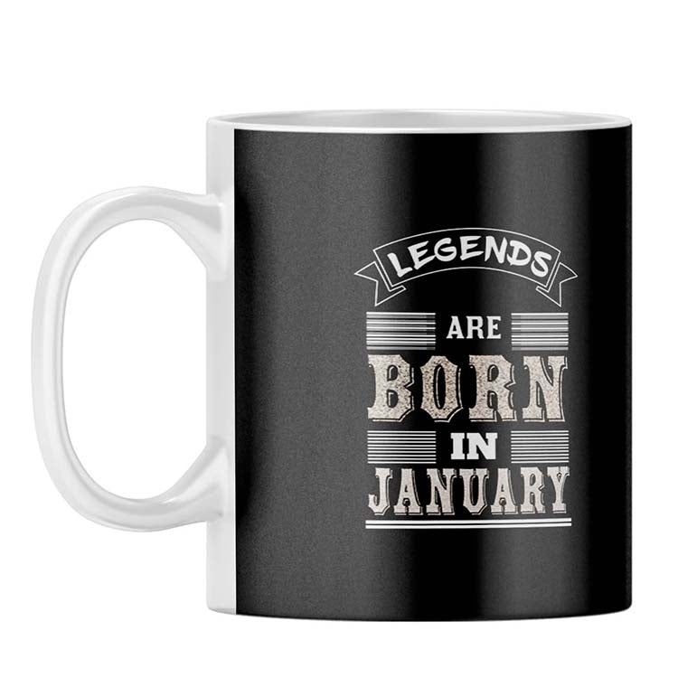 Customised Legends Coffee Mug