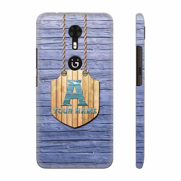 Customised name Back Cover for Gionee A1