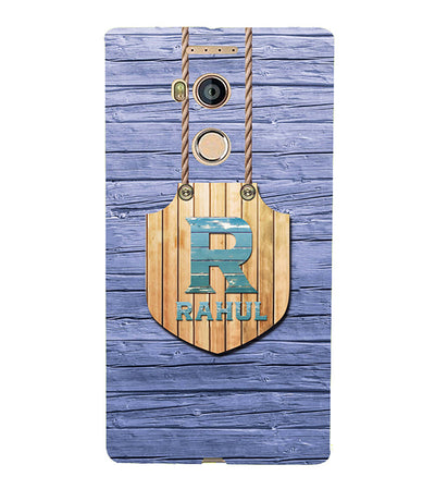 Customised Name Back Cover for Gionee Elife E8-Image3