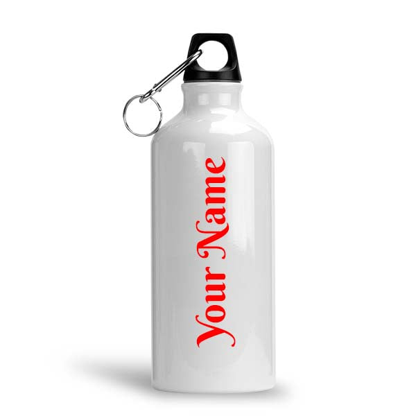 Customised Water Bottle with Your Name