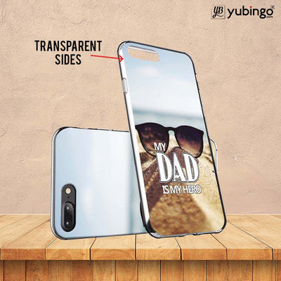 Dad is My Hero Back Cover for ITEL PWO Pro-Image3