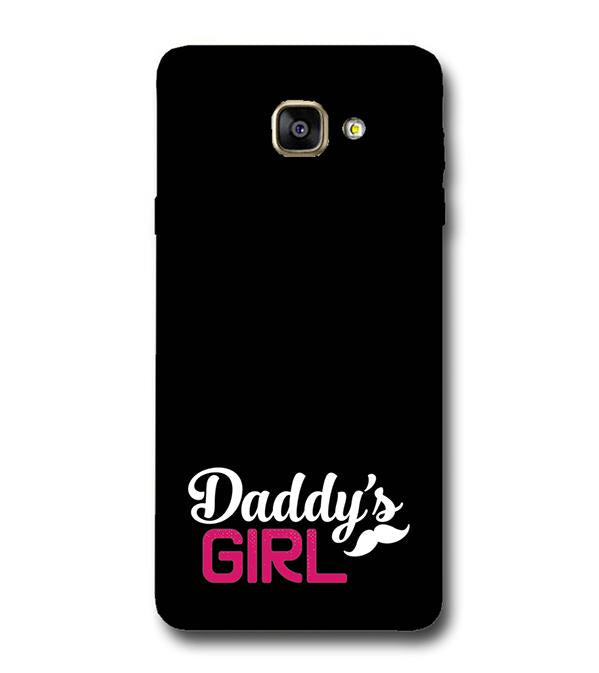 promo code 47927 7c639 Daughter Collection Back Cover for Samsung Galaxy A7 (6) 2016