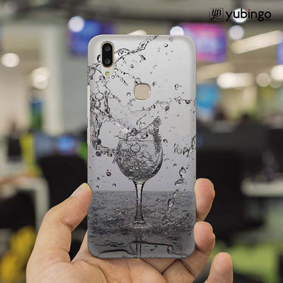 Dancing Water Back Cover for Vivo X21-Image2