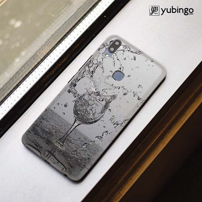 Dancing Water Back Cover for Vivo X21-Image3