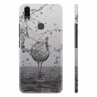 Dancing Water Back Cover for Vivo X21