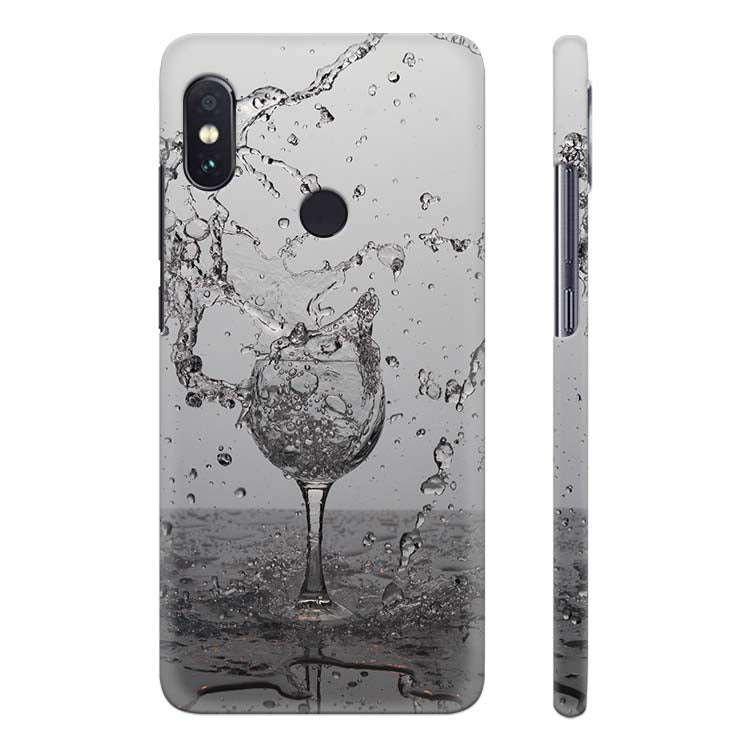 fd188453b Buy Printed Dancing Water Mobile Case for Xiaomi Redmi Note 5 Pro ...