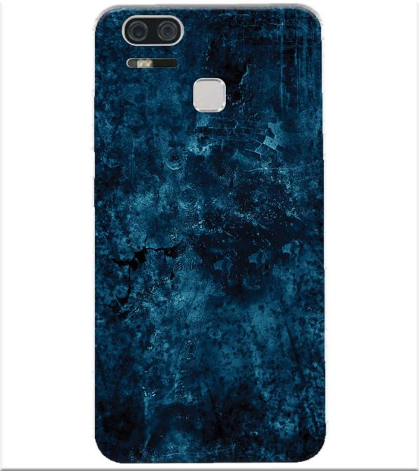 new style 042cd e0944 Deep Blues Back Cover for Asus Zenfone 3 Zoom ZE553KL