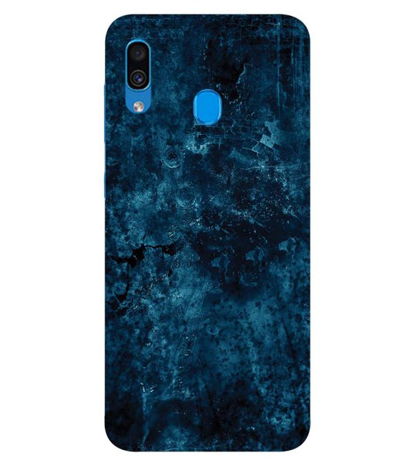 Deep Blues Back Cover for Samsung Galaxy A30
