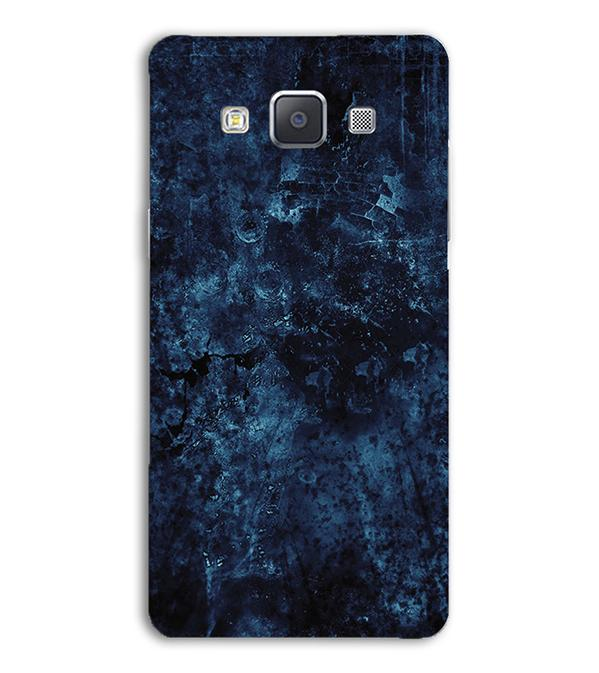 timeless design 30c9c 73222 Buy Printed Blue Pattern Collection Back Cover for Samsung Galaxy A5 ...