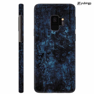 Deep Blues Back Cover for Samsung Galaxy S9