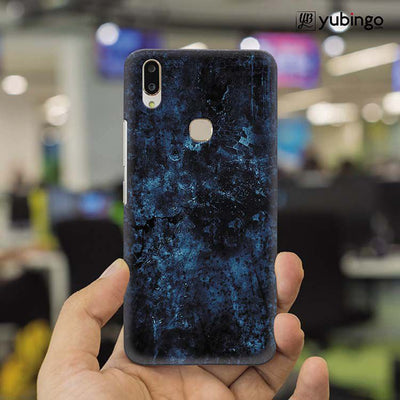 Deep Blues Back Cover for Vivo X21-Image2