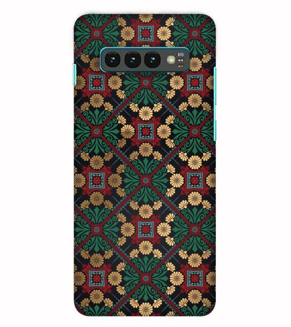 Designer Pattern Back Cover for Samsung Galaxy S10 (6.1 Inch Screen)