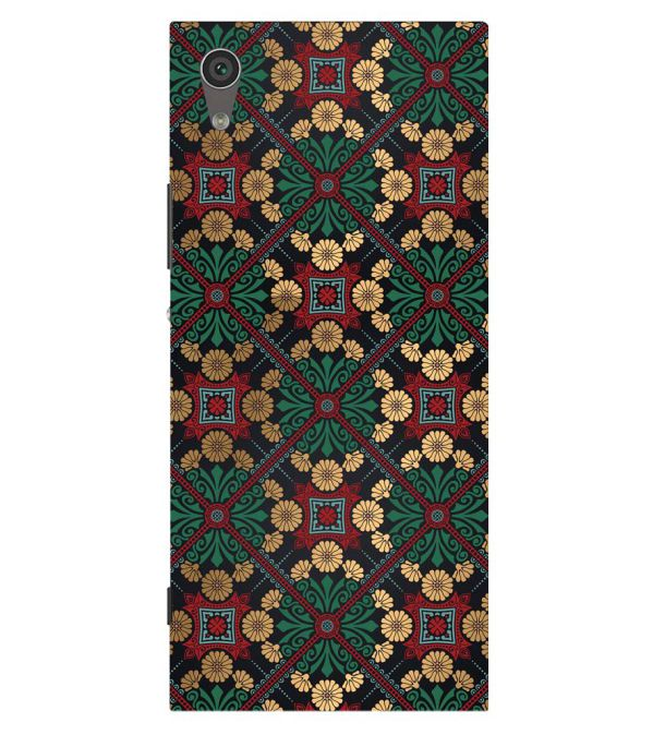 Designer Pattern Back Cover for Sony Xperia XA1 Plus