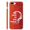 Die Young Back Cover for Apple iPhone 8 Plus